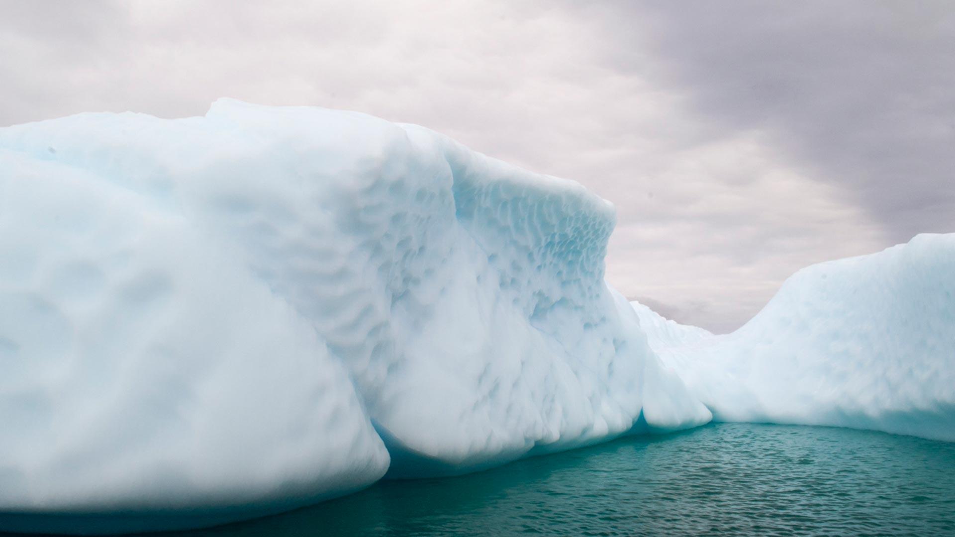 Escuchar la Antártida