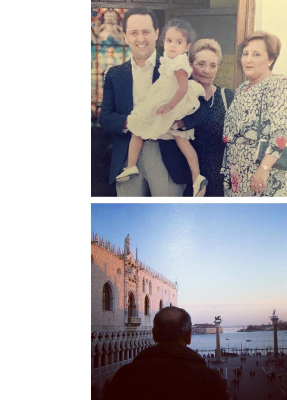 Instagram, hija de Héctor Magnetto,