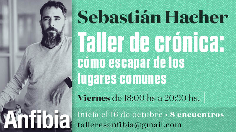 Flyers Anfibia_ Talleres_