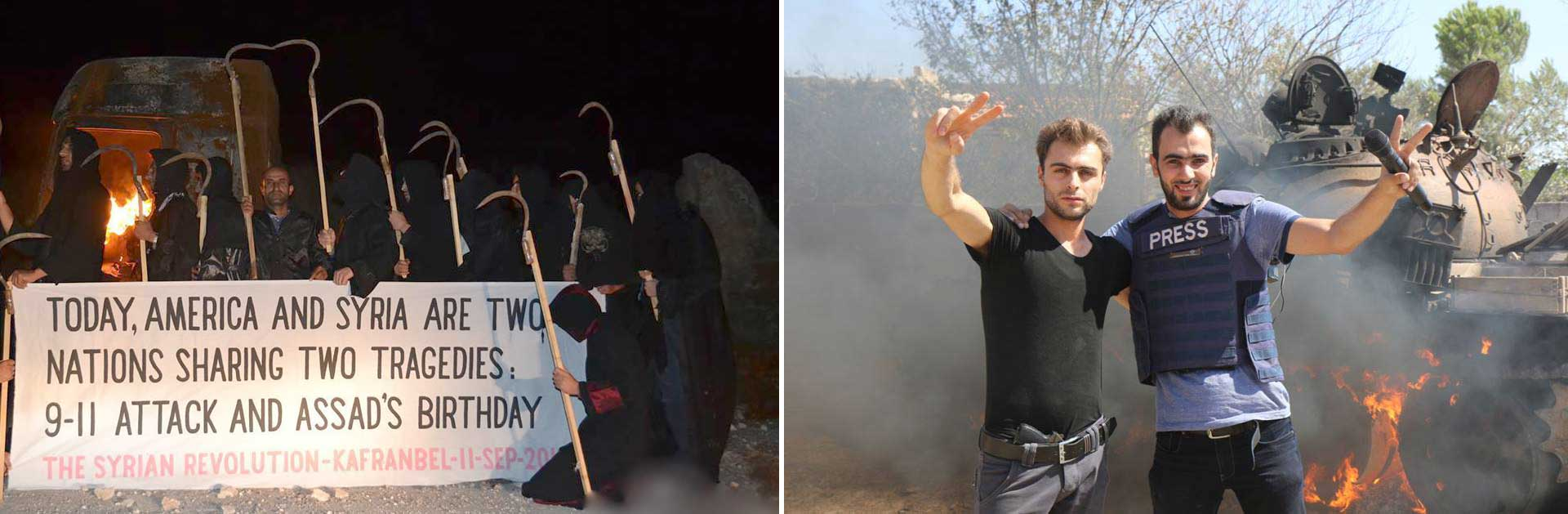 Hadi haciendo selfie- de su muro de facebook. Intervención organizada por HADI- ELS.
