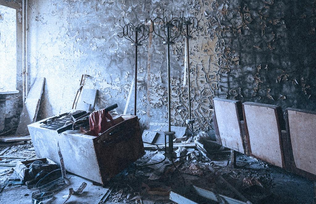"""Pripyat - Palace of Culture """"Energetik"""""""