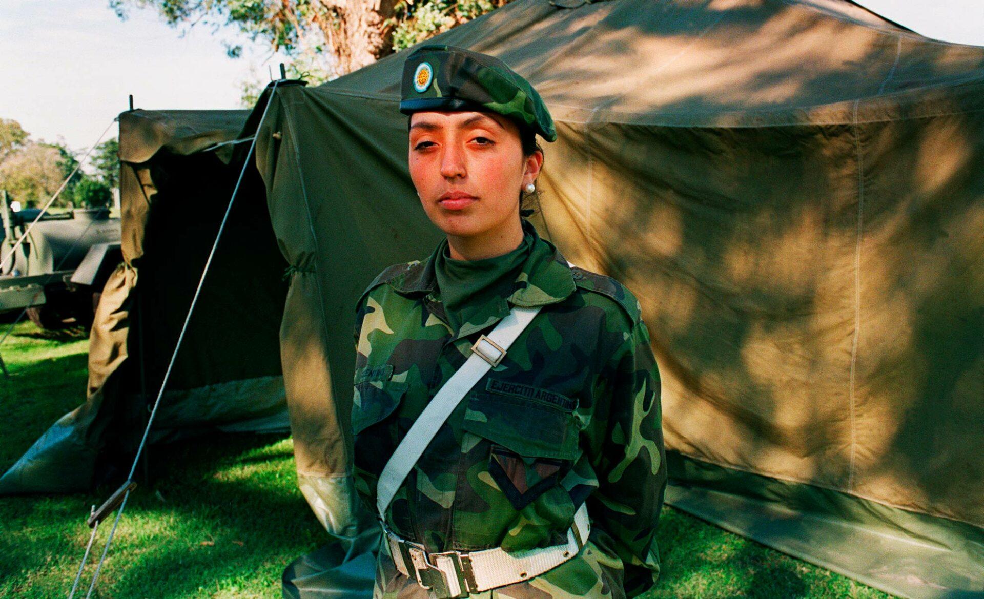 Argentina: Mujeres militares, la batalla por la igualdad • Lado B