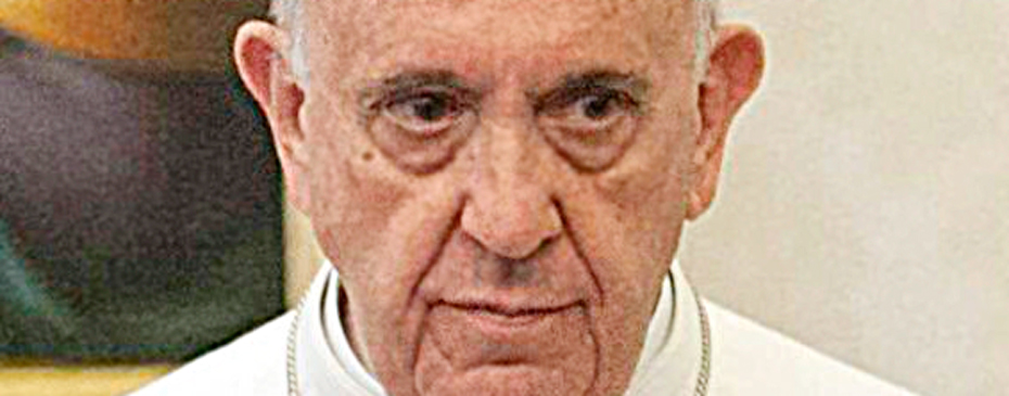 Pope Francis meets President Mauricio Macri