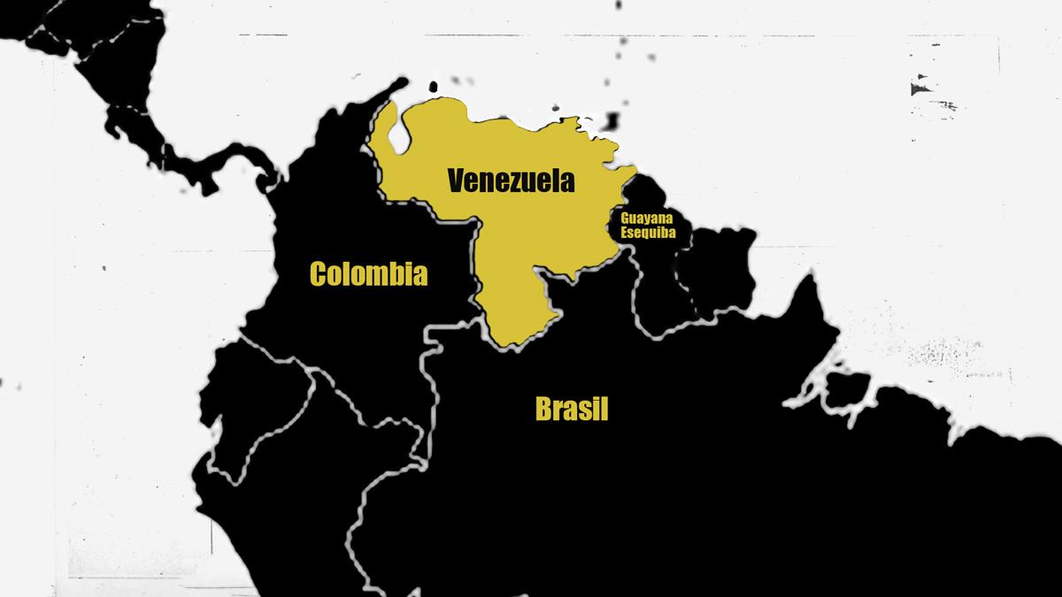 Guaidó-mapa
