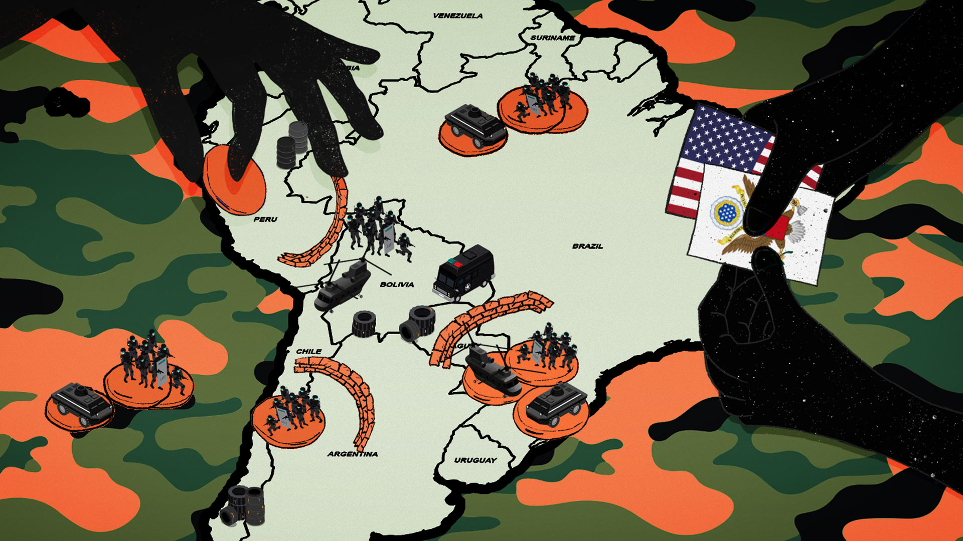 Golpes de Estado en América Latina