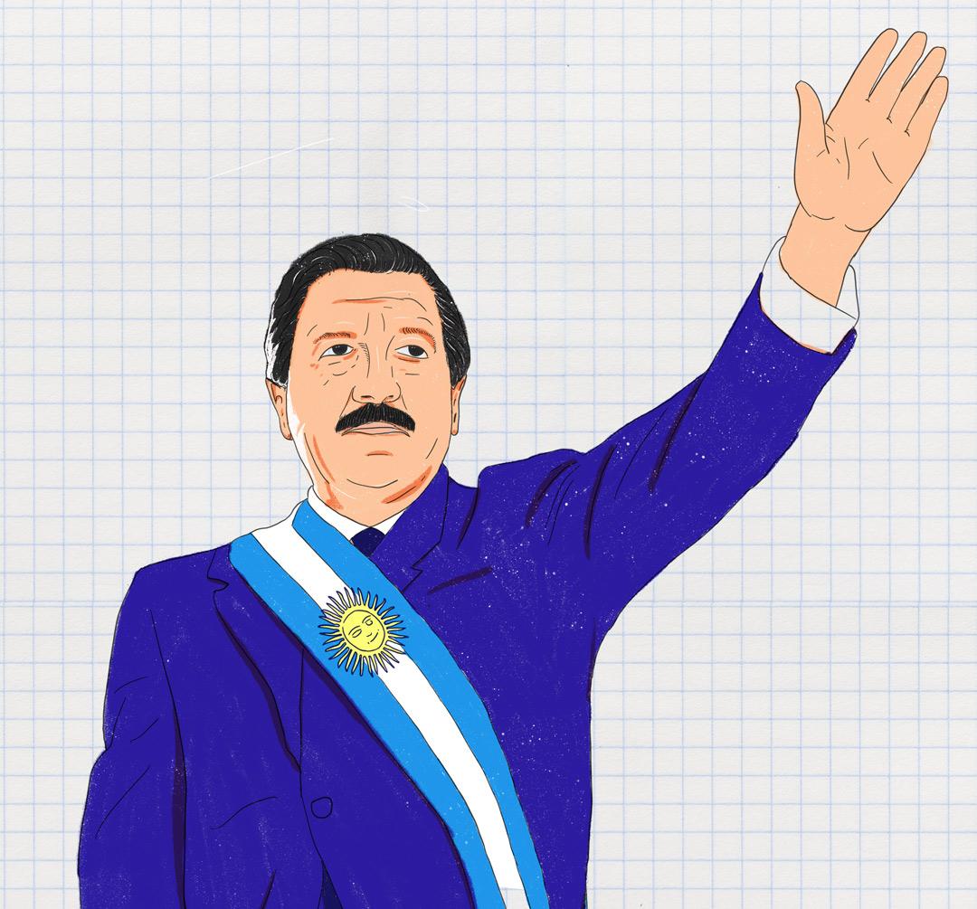 El Alfonsín de Alberto Fernández