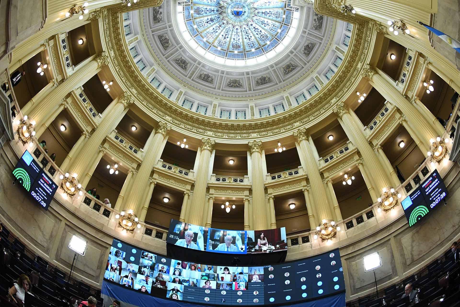 Nuestro derecho es ley-02-Prensa Senado Argentina