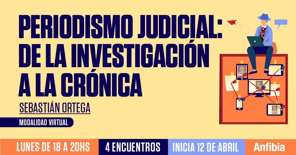 Perio.Judicial de la investigación a la crónica - facebook