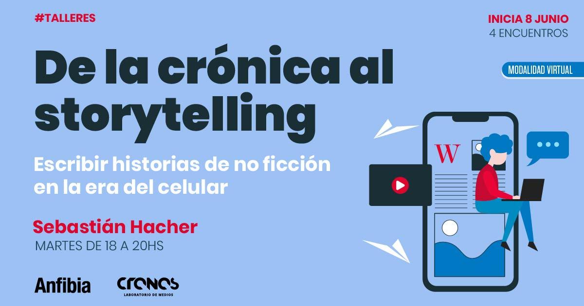 Facebook - Crónica al storytellig (1)